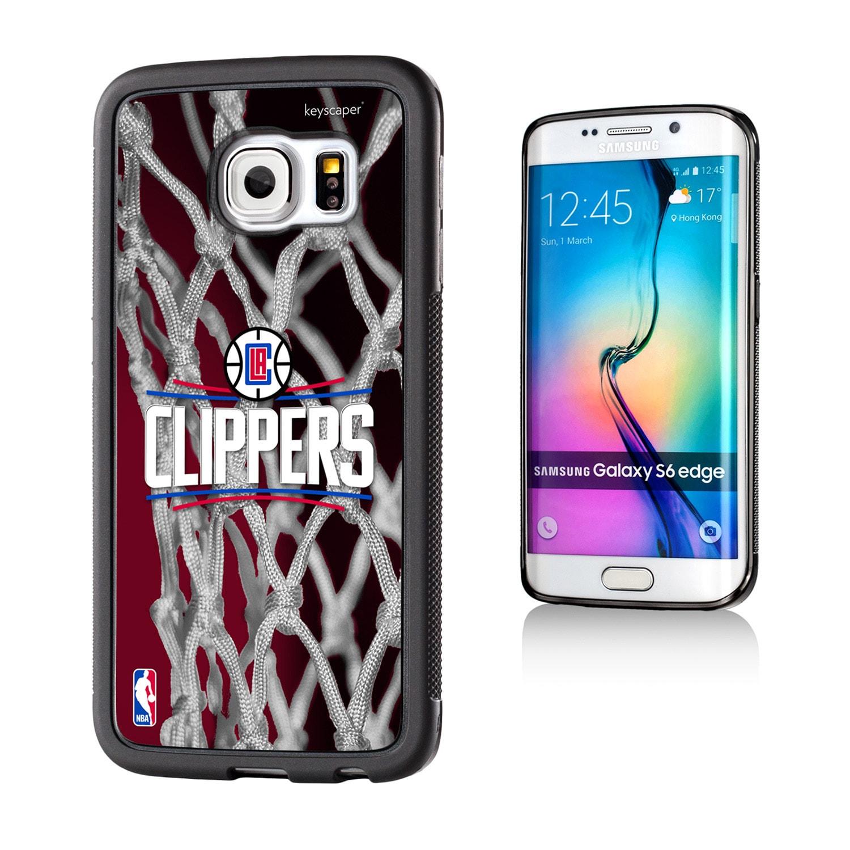 LA Clippers Net 2 Galaxy S6 Edge Bumper Case