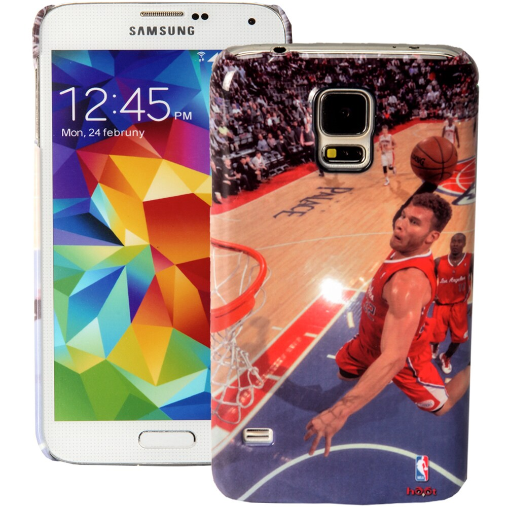 Blake Griffin LA Clippers Galaxy S5 Player Case