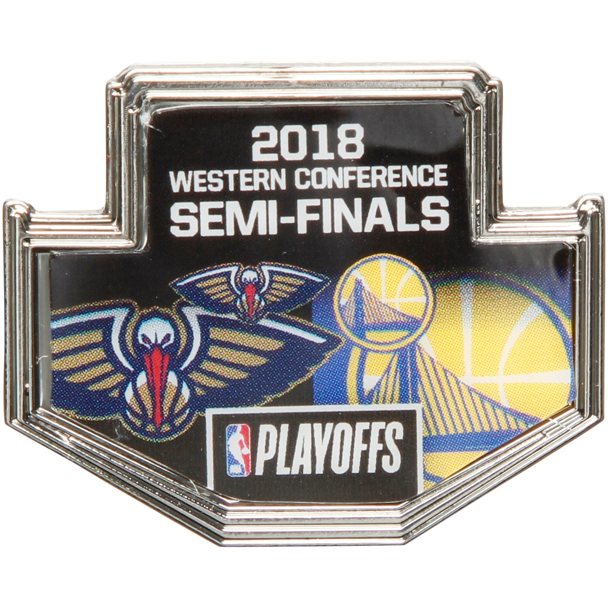 New Orleans Pelicans WinCraft 2018 Playoff Team Pin