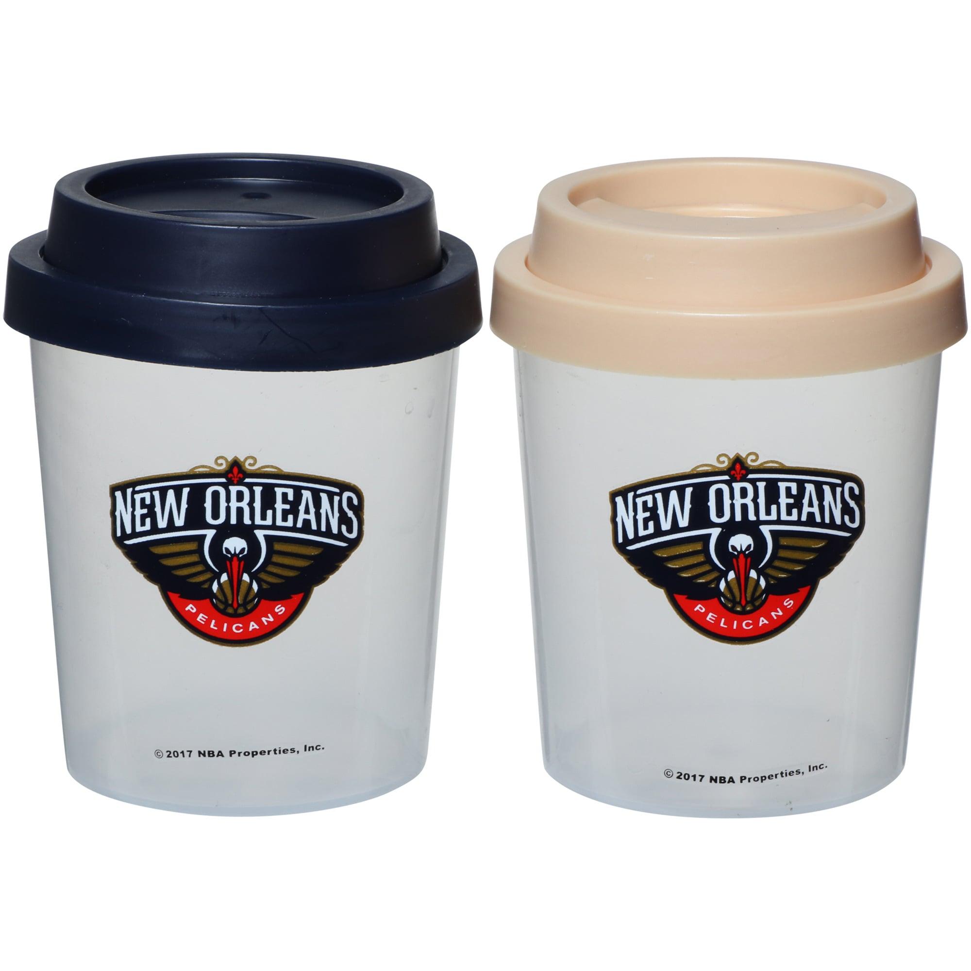New Orleans Pelicans Plastic Salt & Pepper Shaker