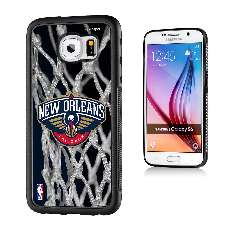 New Orleans Pelicans Net 2 Galaxy S6 Bumper Case
