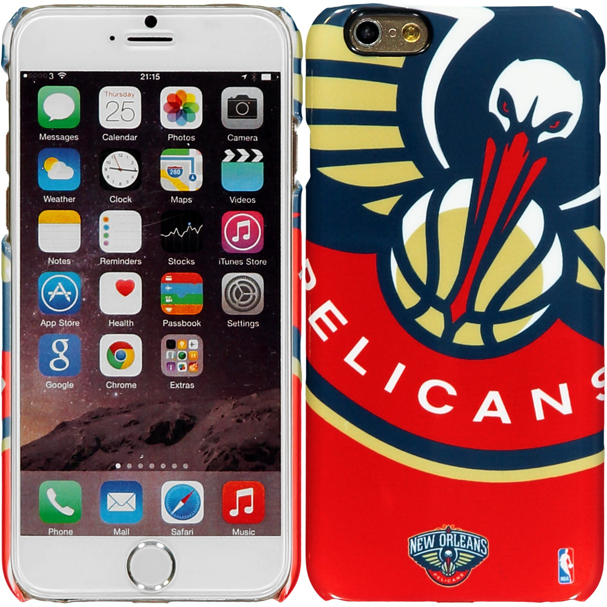 New Orleans Pelicans iPhone 6 XL Graphic Cell Phone Case
