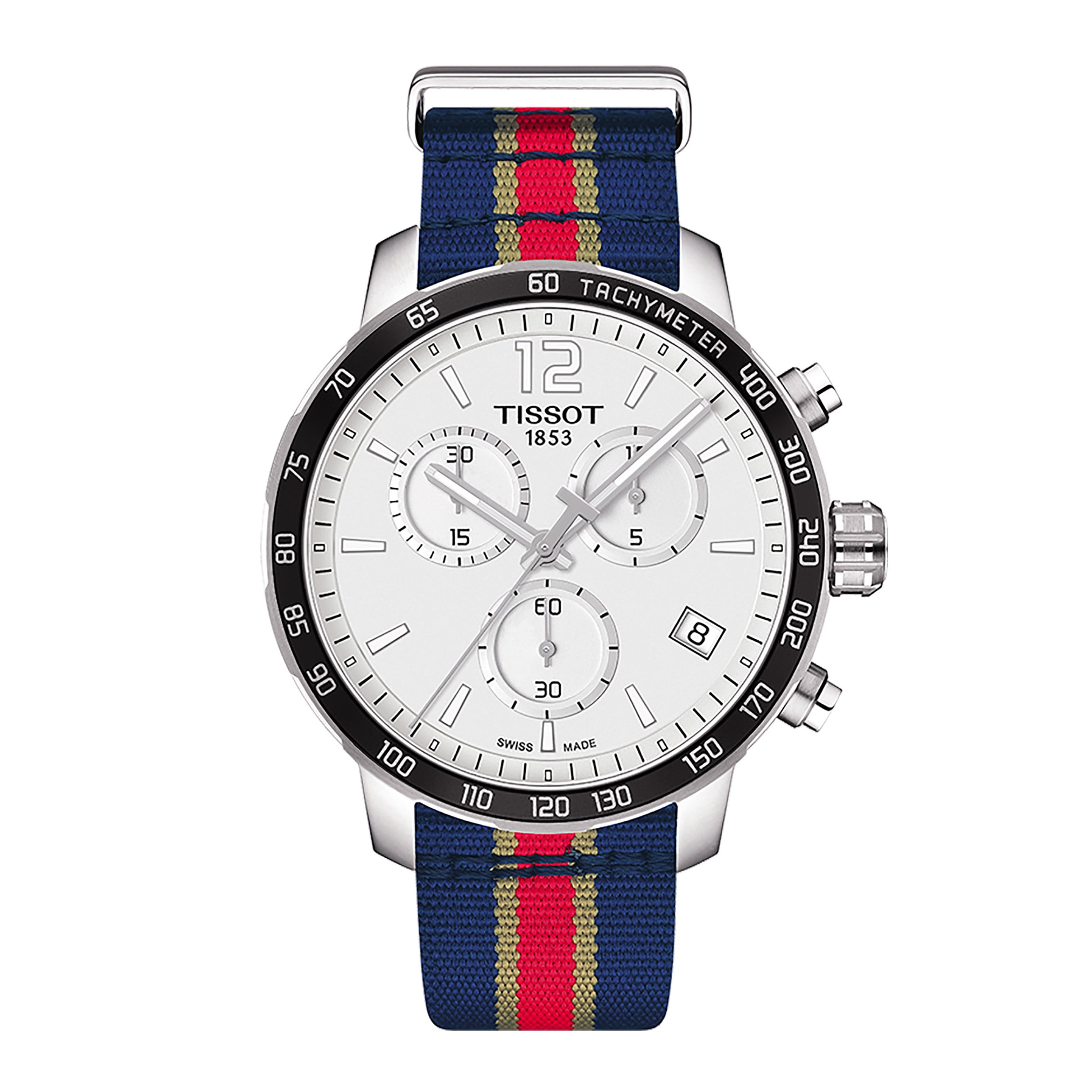 New Orleans Pelicans Tissot Quickster Special Edition Watch