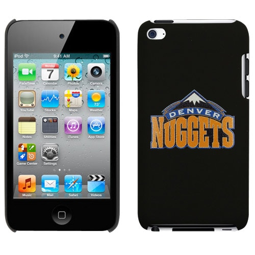 Denver Nuggets Primary 4th Generation iPod Touch Snap-On Case