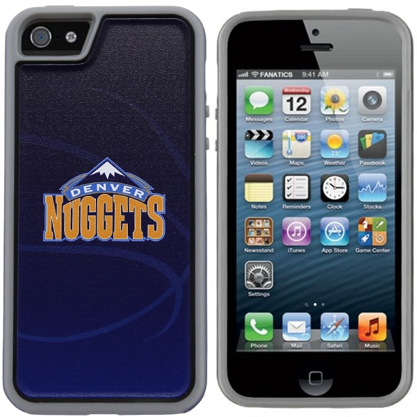 Denver Nuggets Basketball iPhone 5 Guardian Case