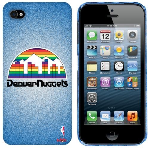 Denver Nuggets Team Logo iPhone 5 Case