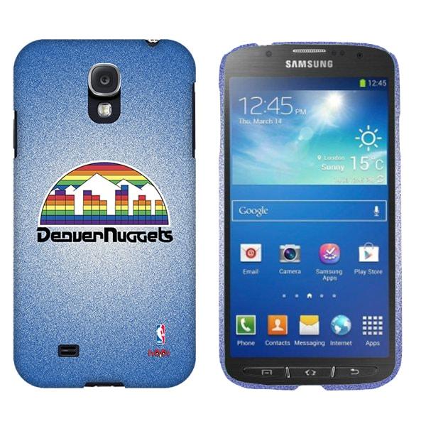 Denver Nuggets Samsung Galaxy S4 Case