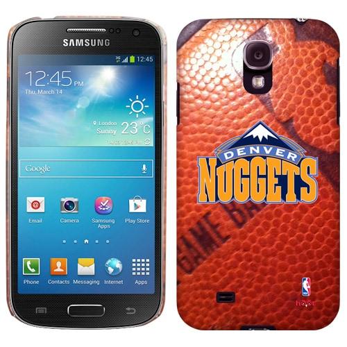 Denver Nuggets Game Ball Samsung Galaxy S4 Case