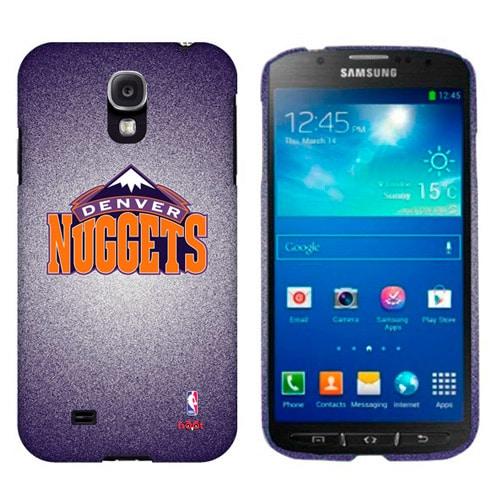 Denver Nuggets Samsung Galaxy S4 Case - Navy Blue