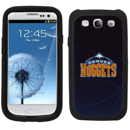 Denver Nuggets Samsung Galaxy S3 Thinshield Basketball Case - Navy Blue