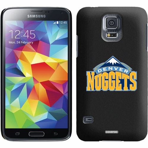Denver Nuggets Galaxy S5 Primary Logo Thin-Shield Case