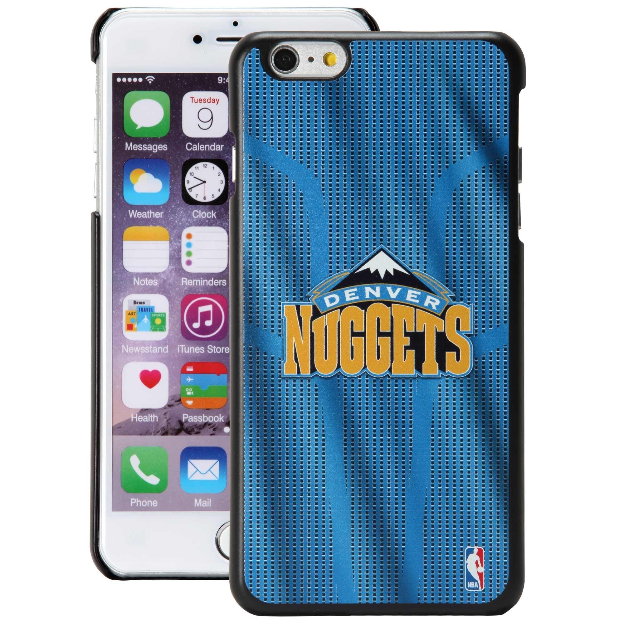 Denver Nuggets iPhone 6 Plus Jersey Case