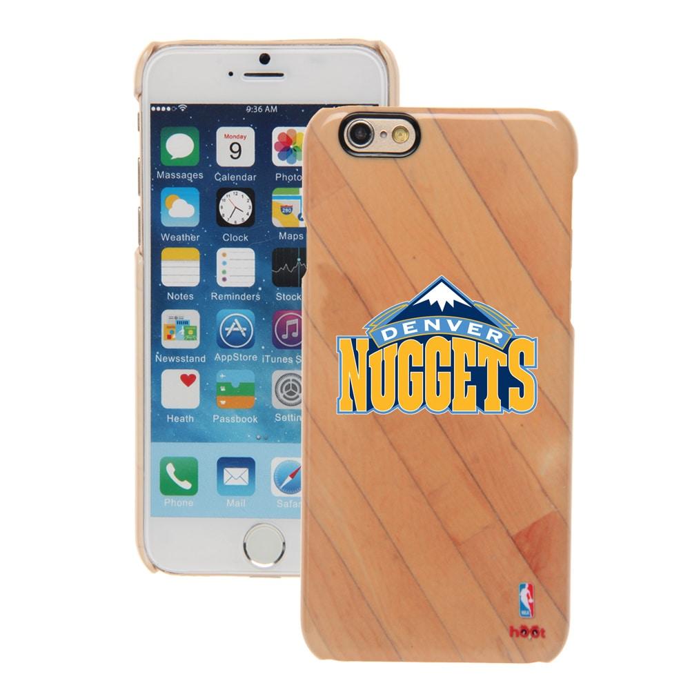 Denver Nuggets iPhone 6 Hardwood Court Case