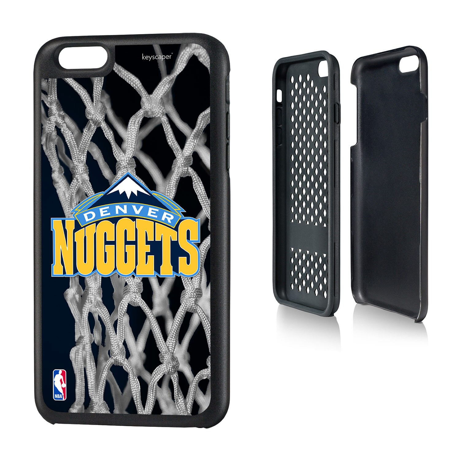 Denver Nuggets iPhone 6 Plus Rugged Net 2 Case