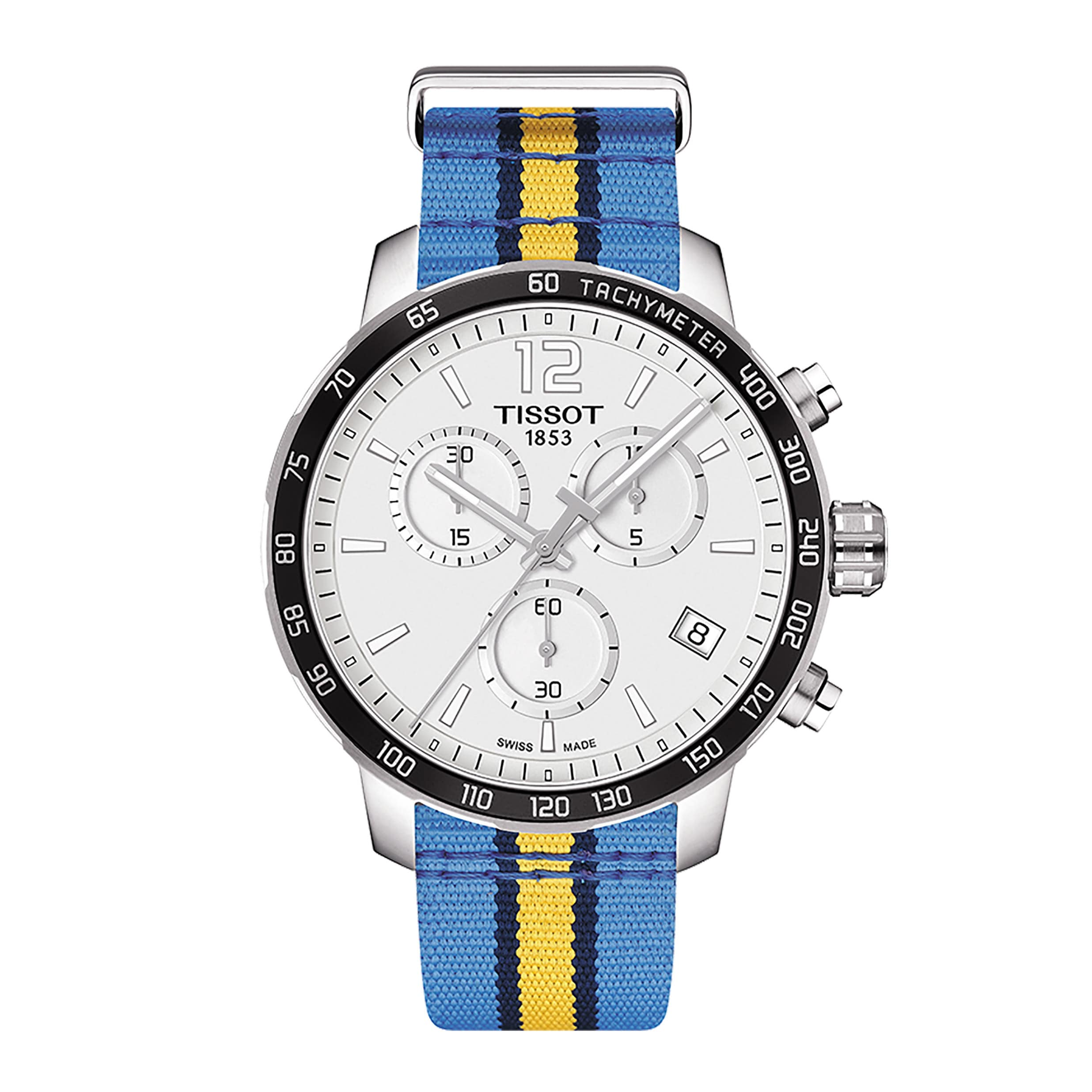 Denver Nuggets Tissot Quickster Special Edition Watch