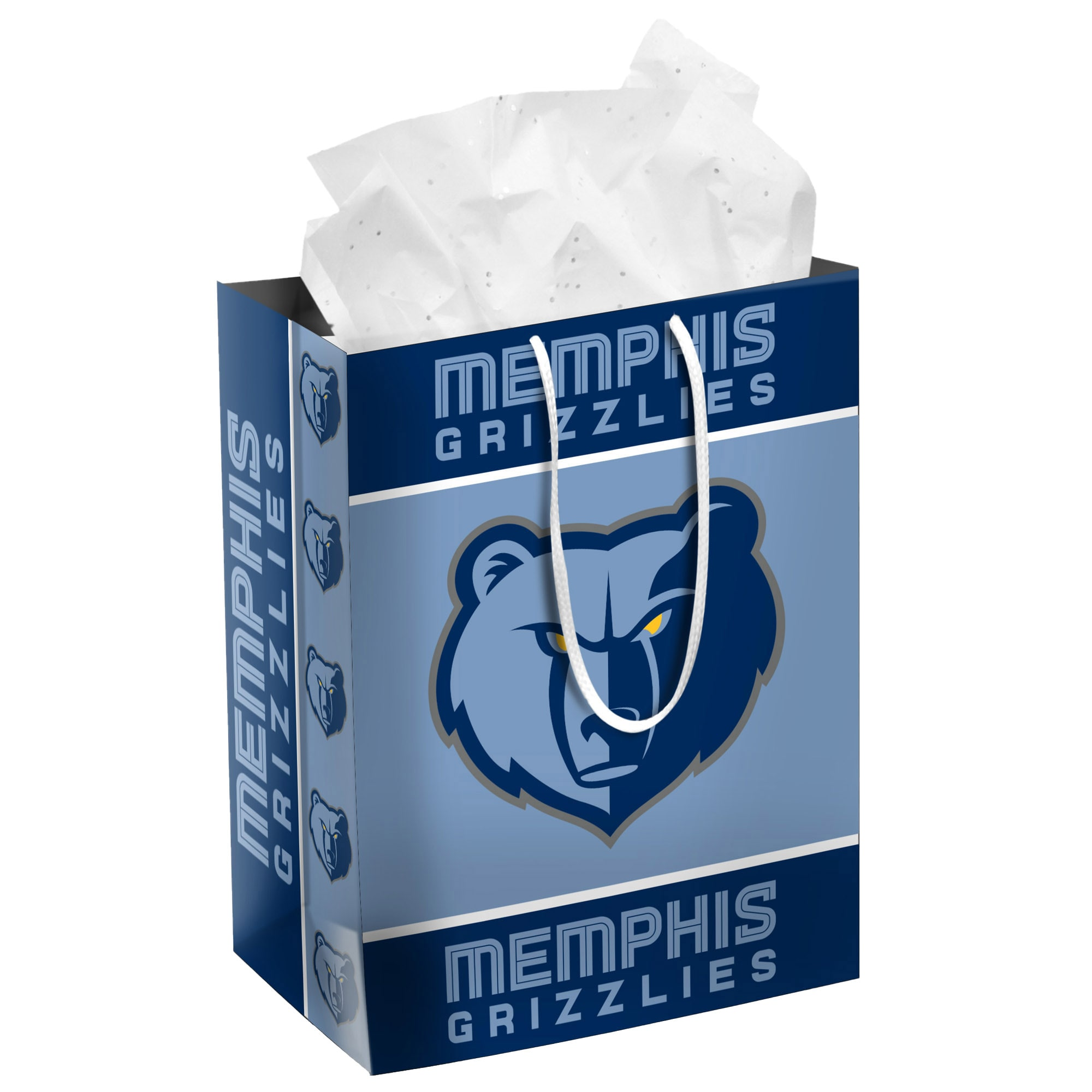 Memphis Grizzlies Team Gift Bag