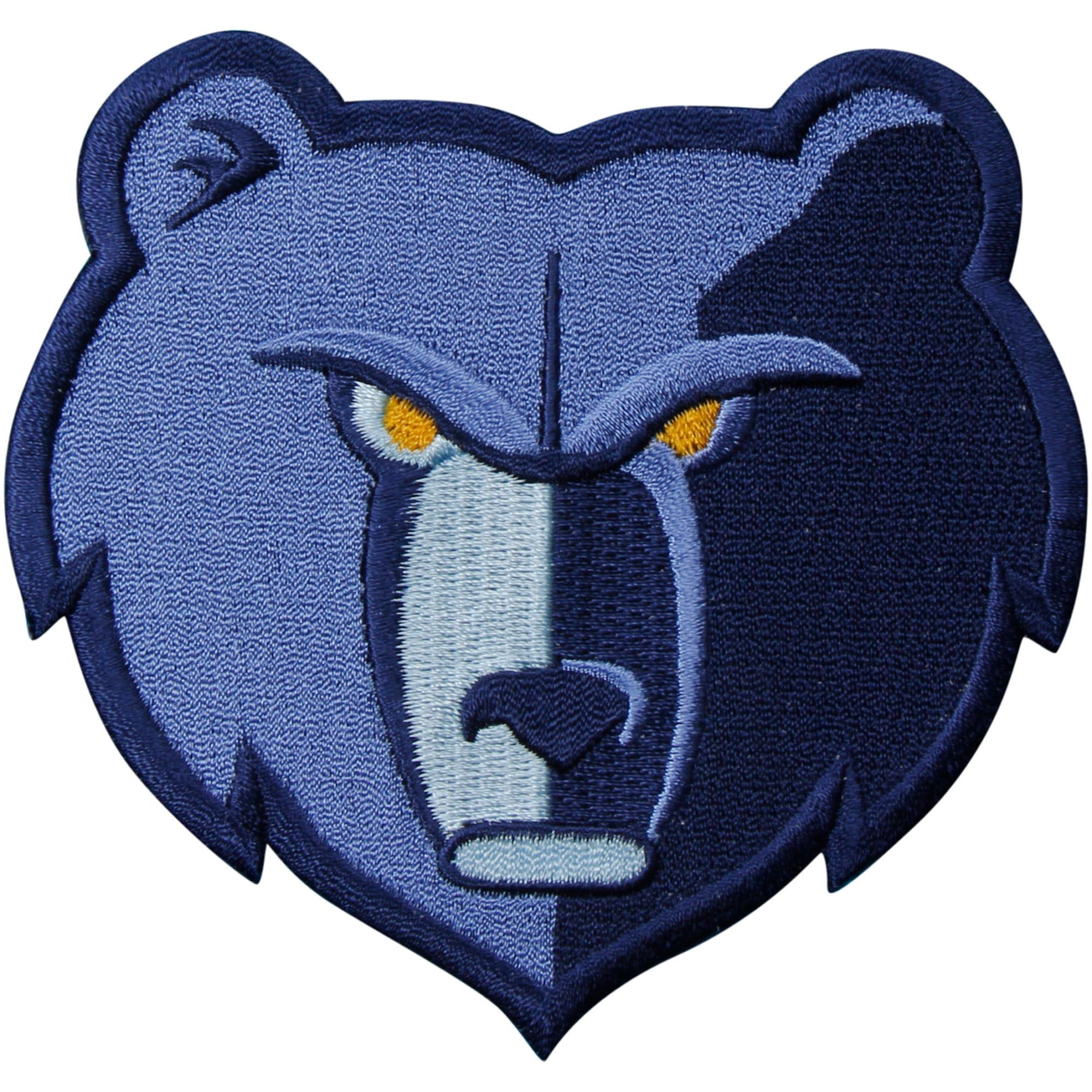 Memphis Grizzlies Embroidered Team Patch