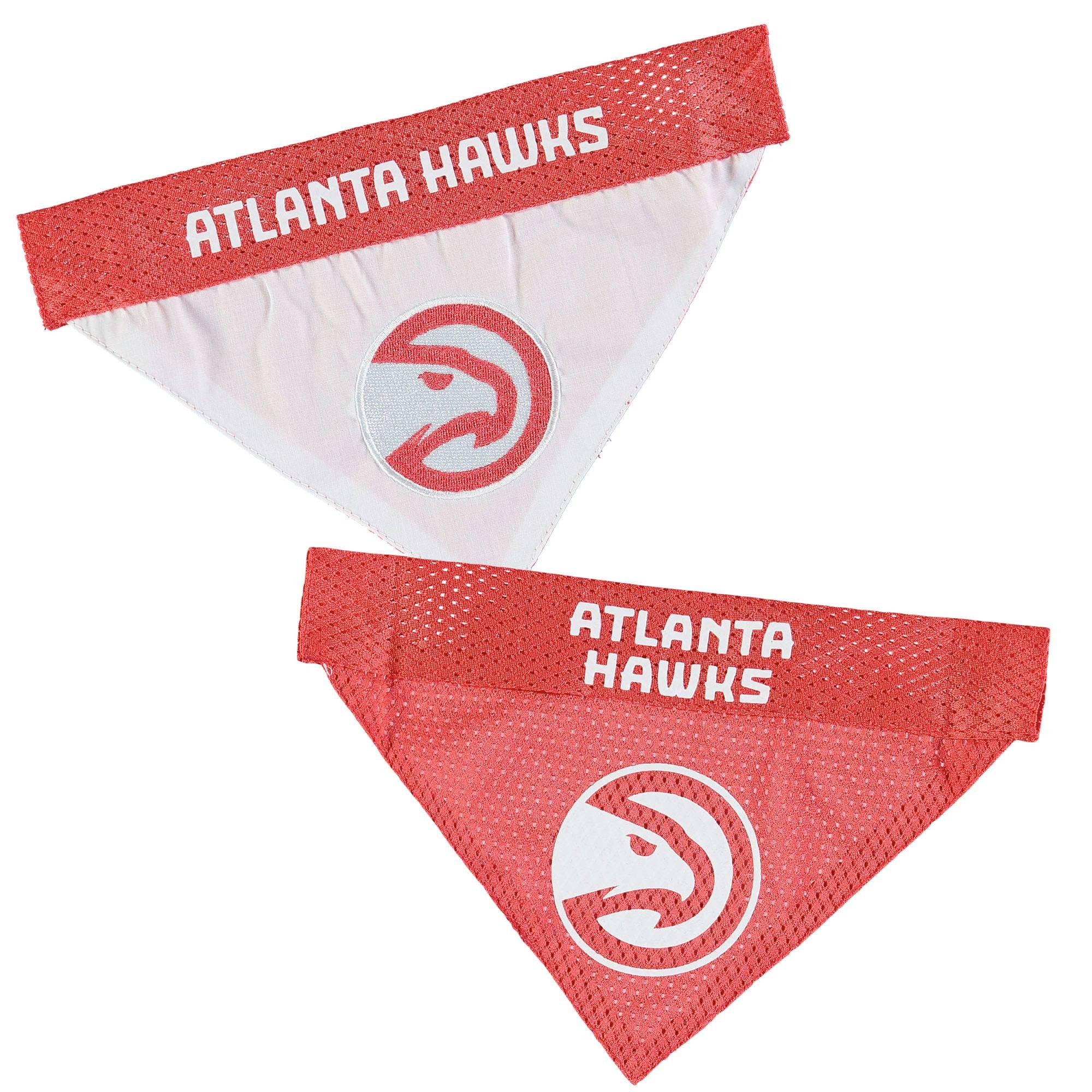 Atlanta Hawks Reversible Bandana Pet Collar