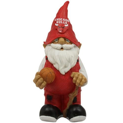 Chicago Bulls NBA Garden Gnome