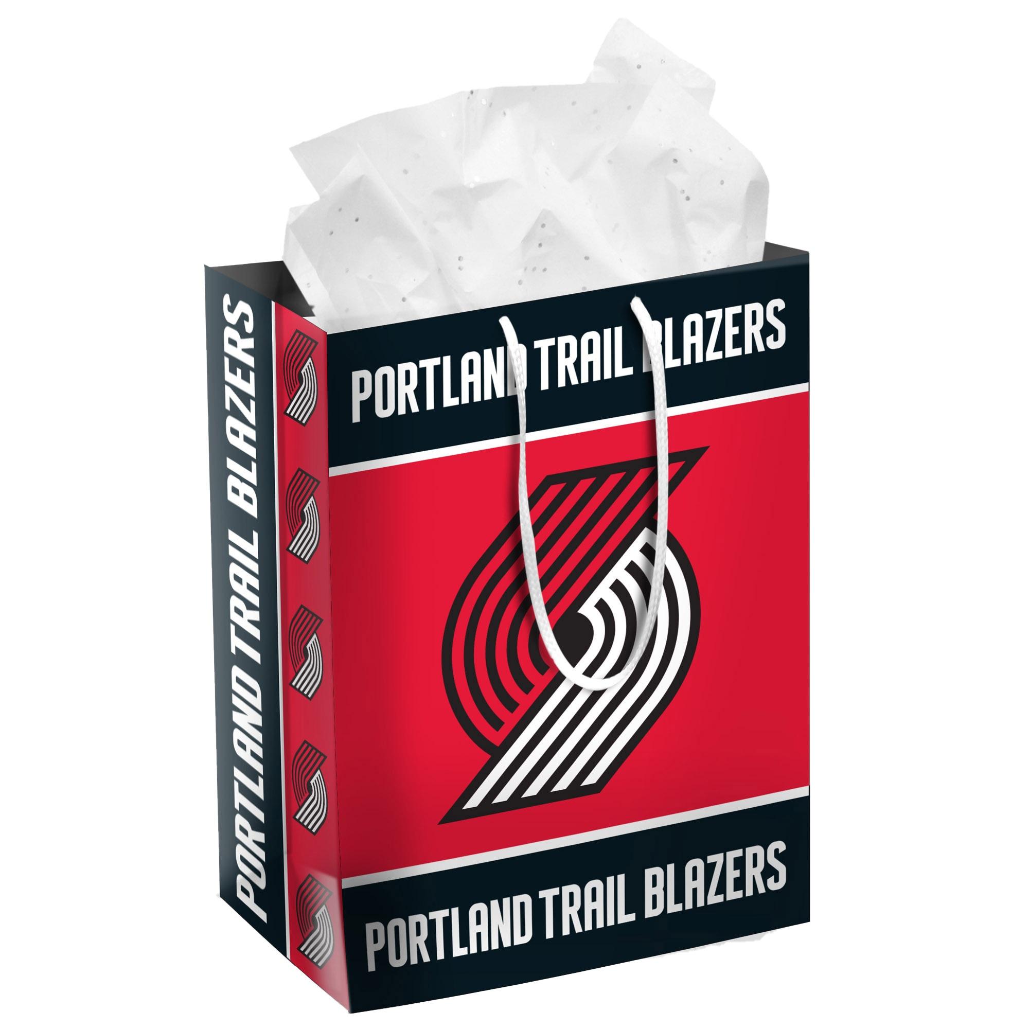 Portland Trail Blazers Team Gift Bag