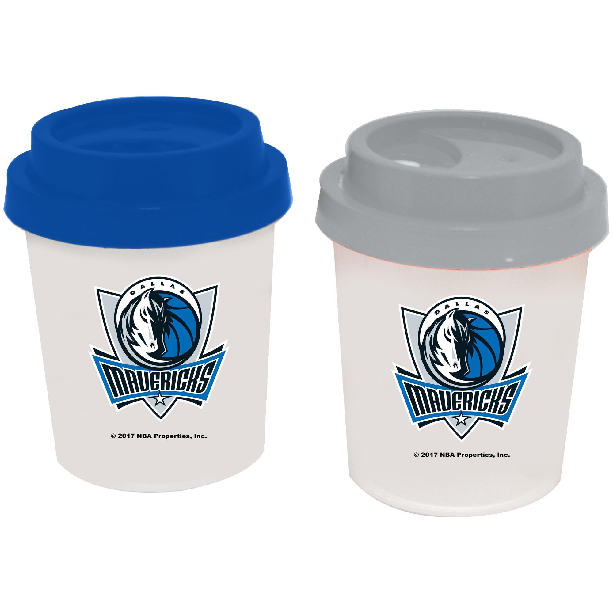 Dallas Mavericks Plastic Salt & Pepper Shaker