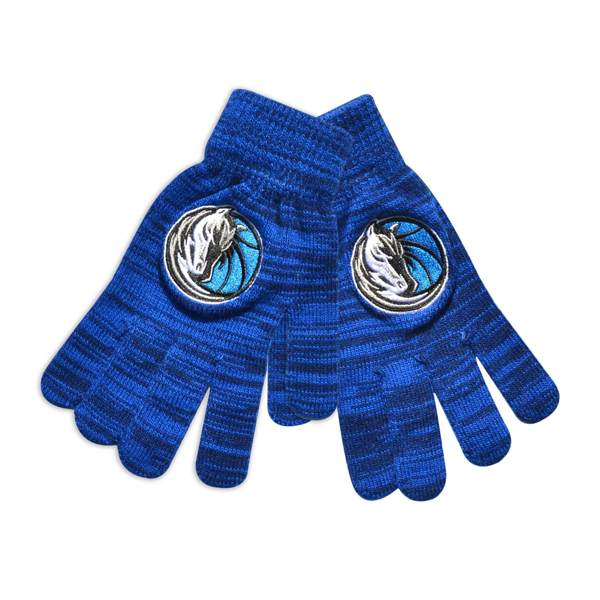 Dallas Mavericks Colorblend Gloves