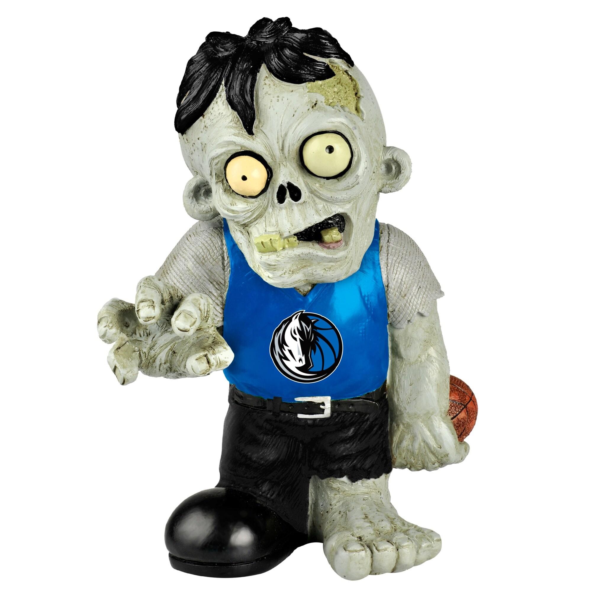 Dallas Mavericks Resin Zombie Figurine