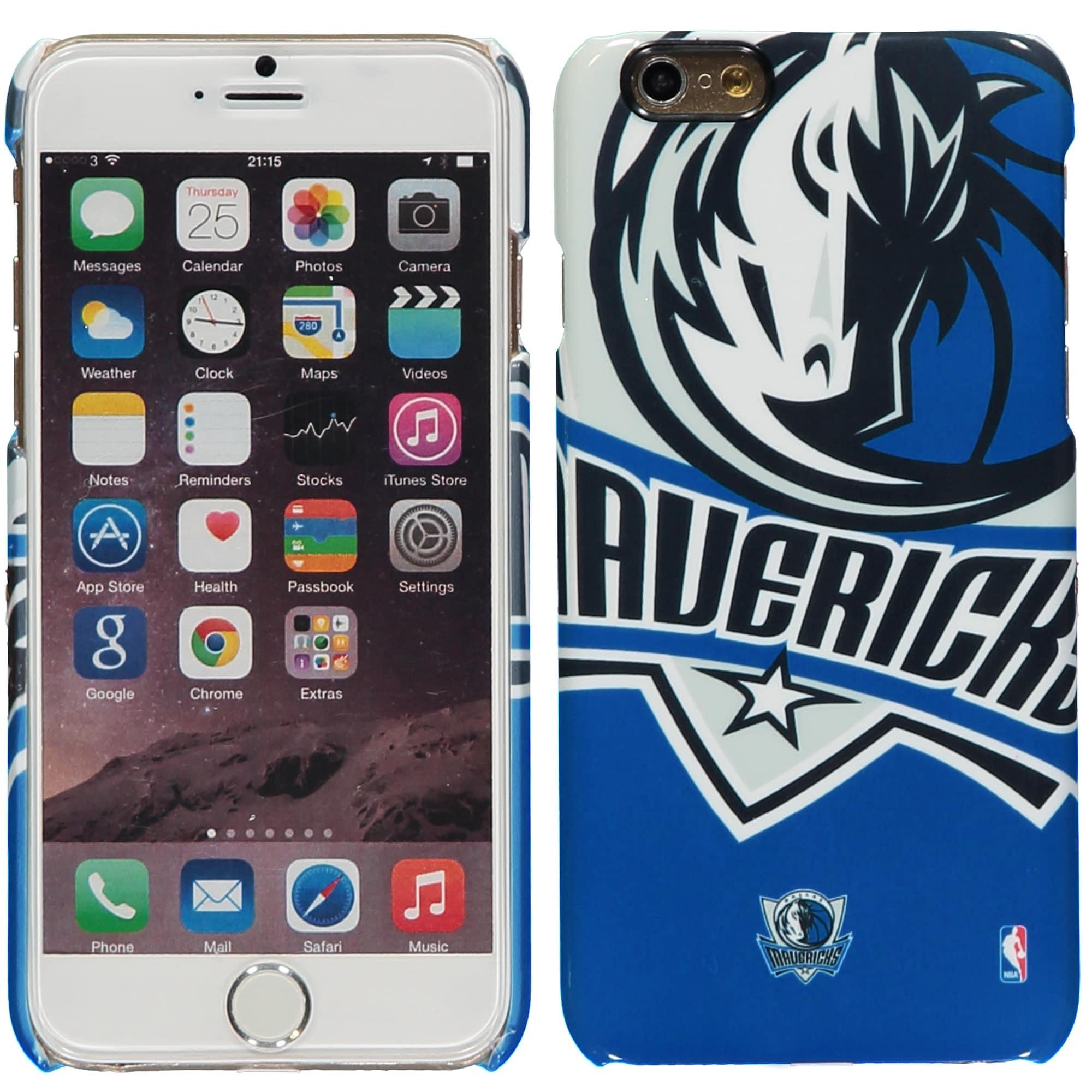 Dallas Mavericks iPhone 6 XL Graphic Cell Phone Case