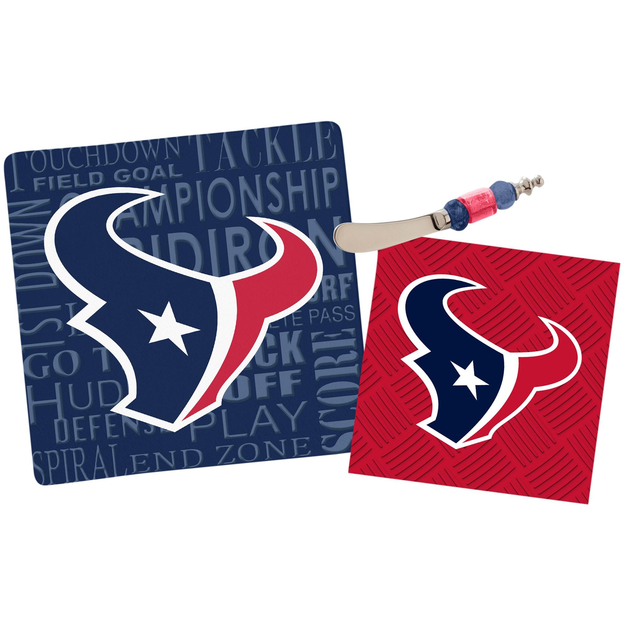 Houston Texans It's a Party Gift Set