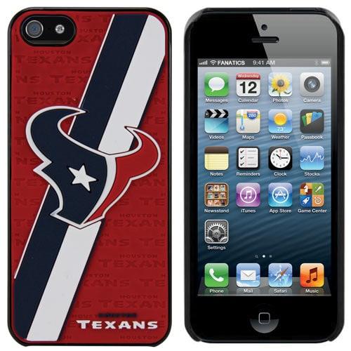 Houston Texans iPhone 5 Hard Case