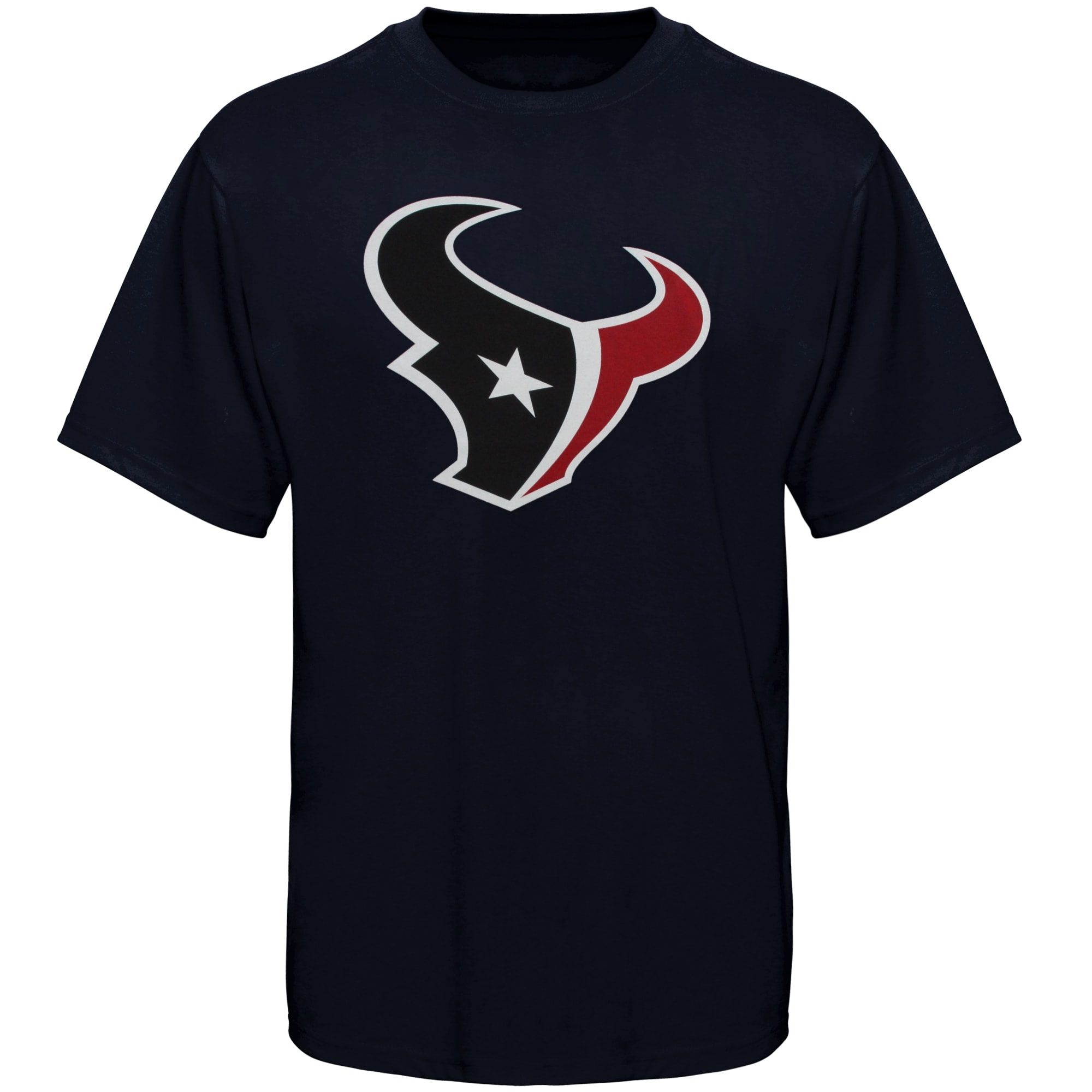 Houston Texans Youth Team Logo T-Shirt - Navy Blue
