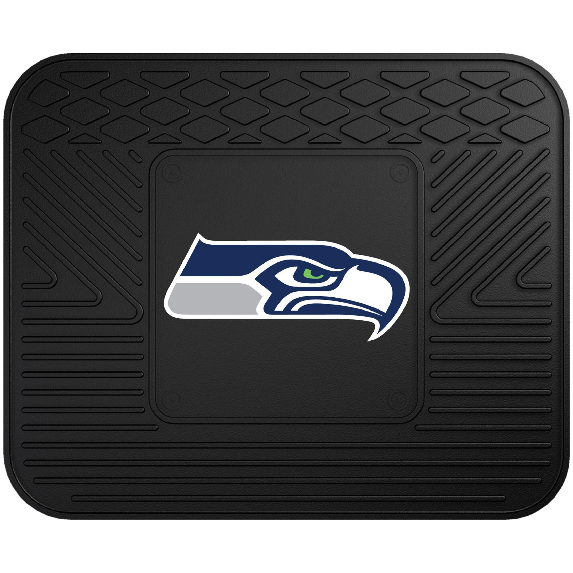 "Seattle Seahawks 17"" x 14"" Utility Mat"