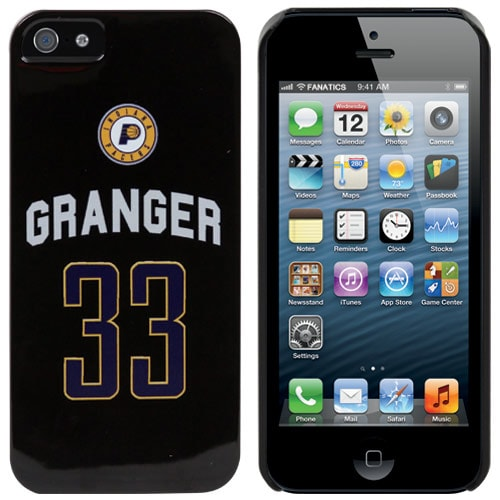 Danny Granger Indiana Pacers iPhone 5 Jersey Snap-On Case