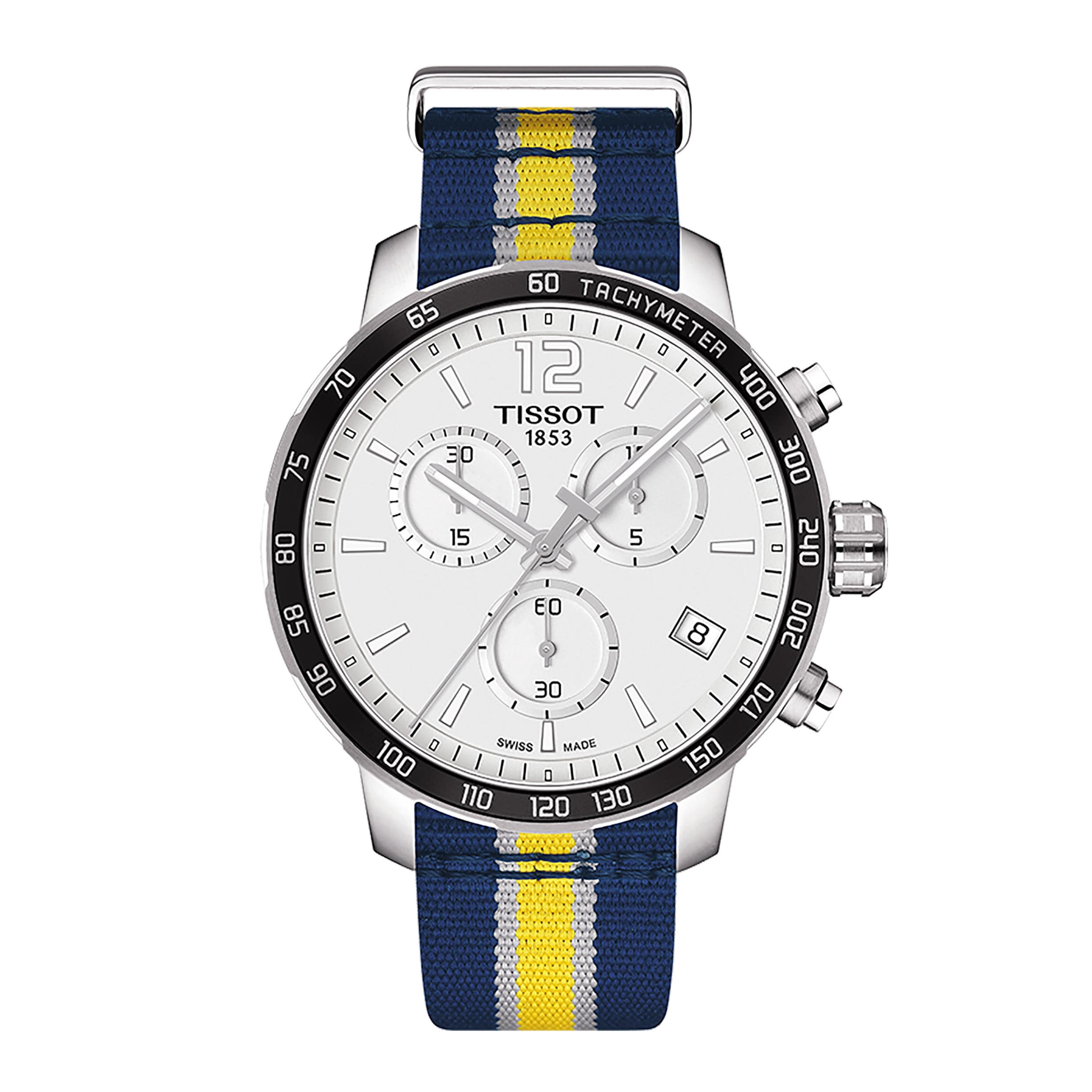 Indiana Pacers Tissot Quickster Special Edition Watch