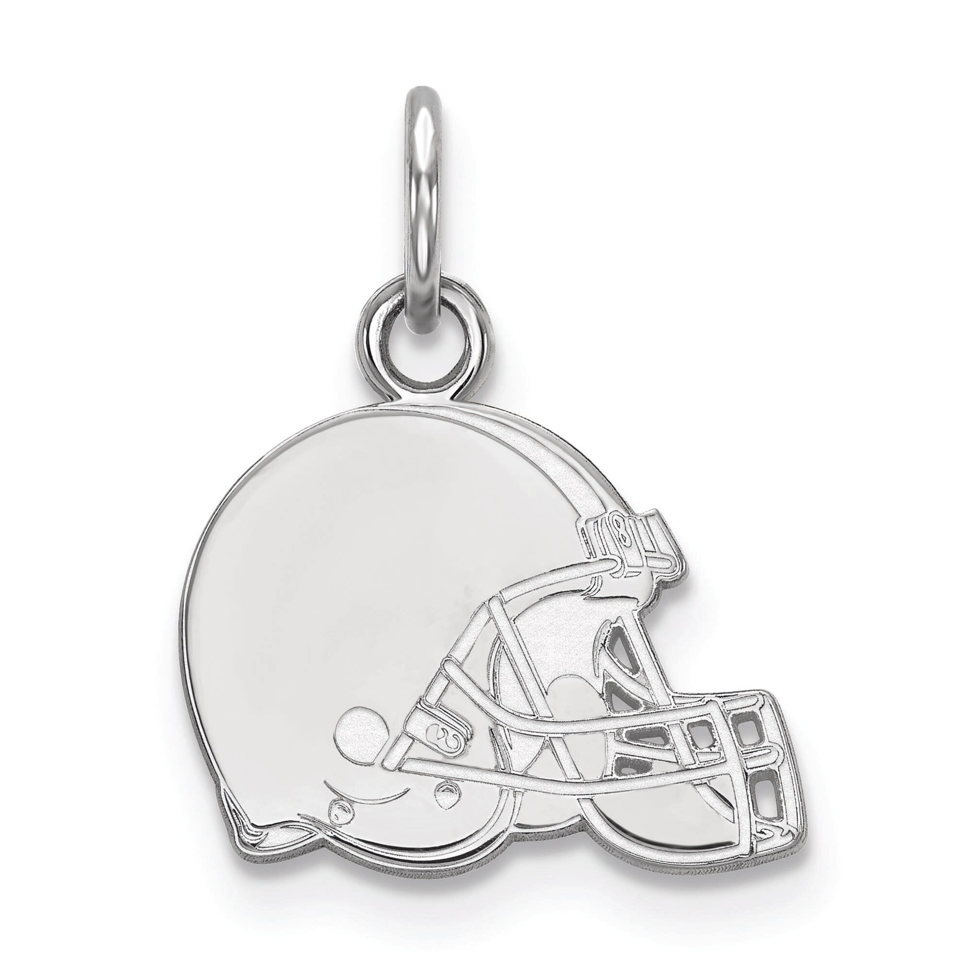 Cleveland Browns Women's Sterling Silver XS Charm