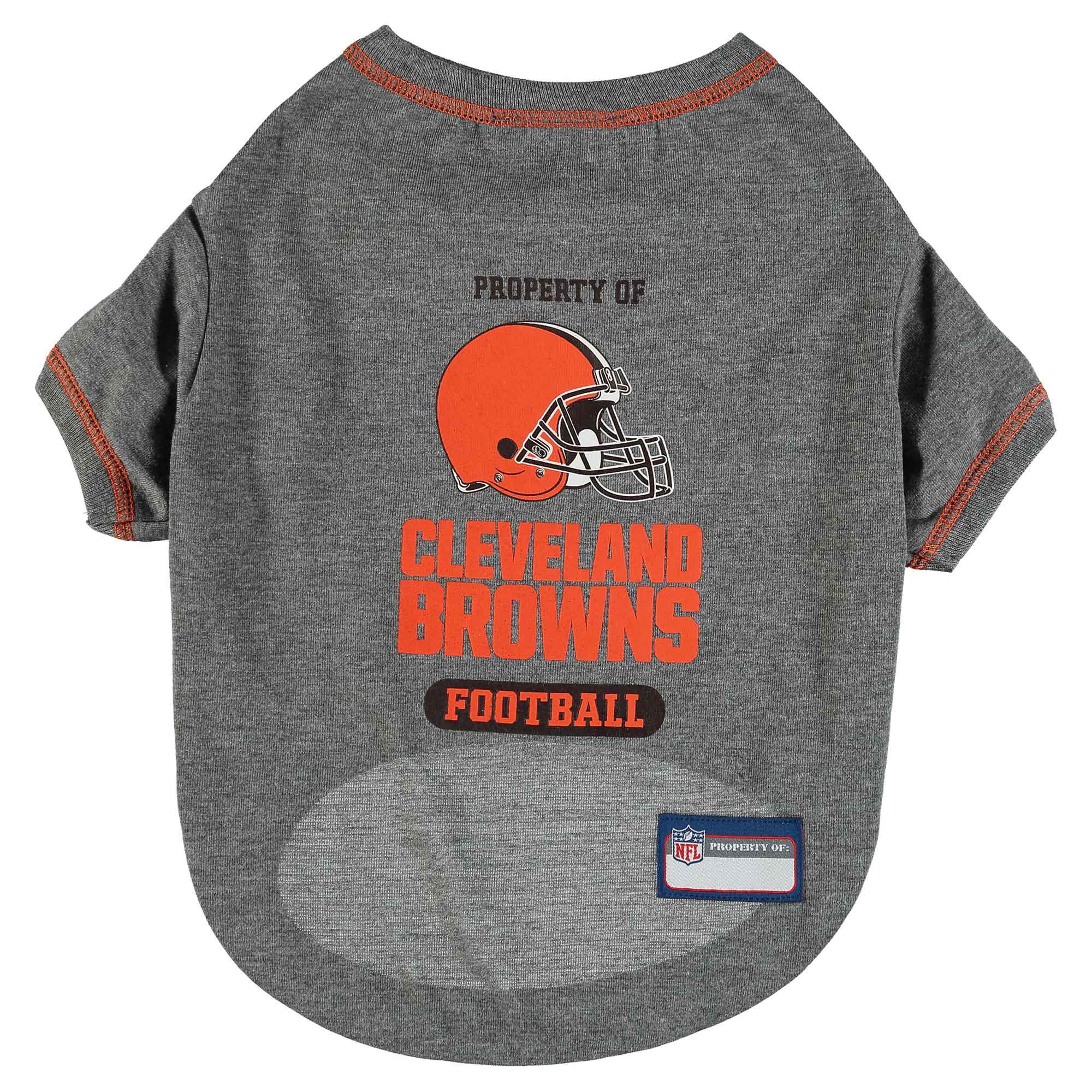 Cleveland Browns Dog T-Shirt