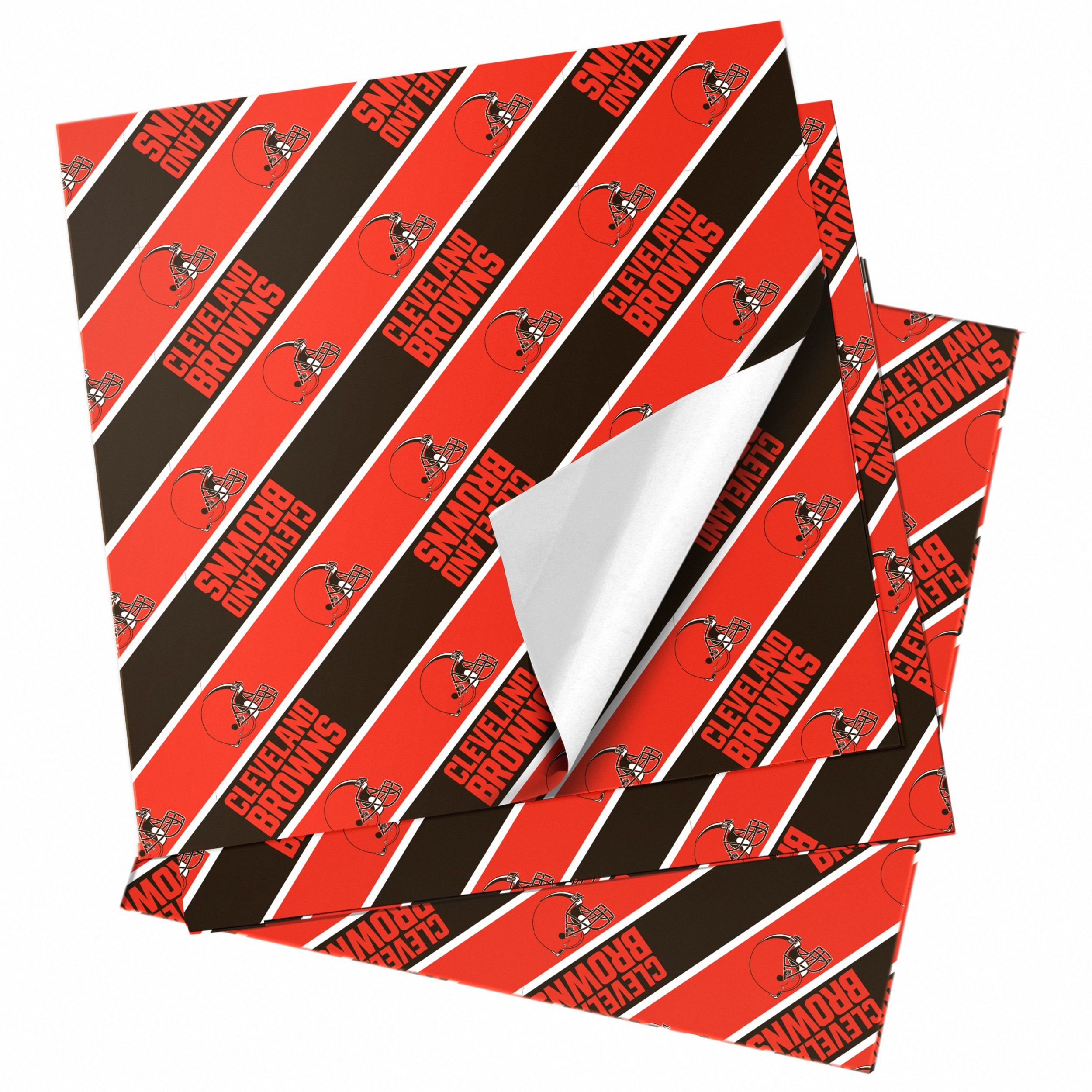 "Cleveland Browns 20"" x 30"" Wrapping Paper"