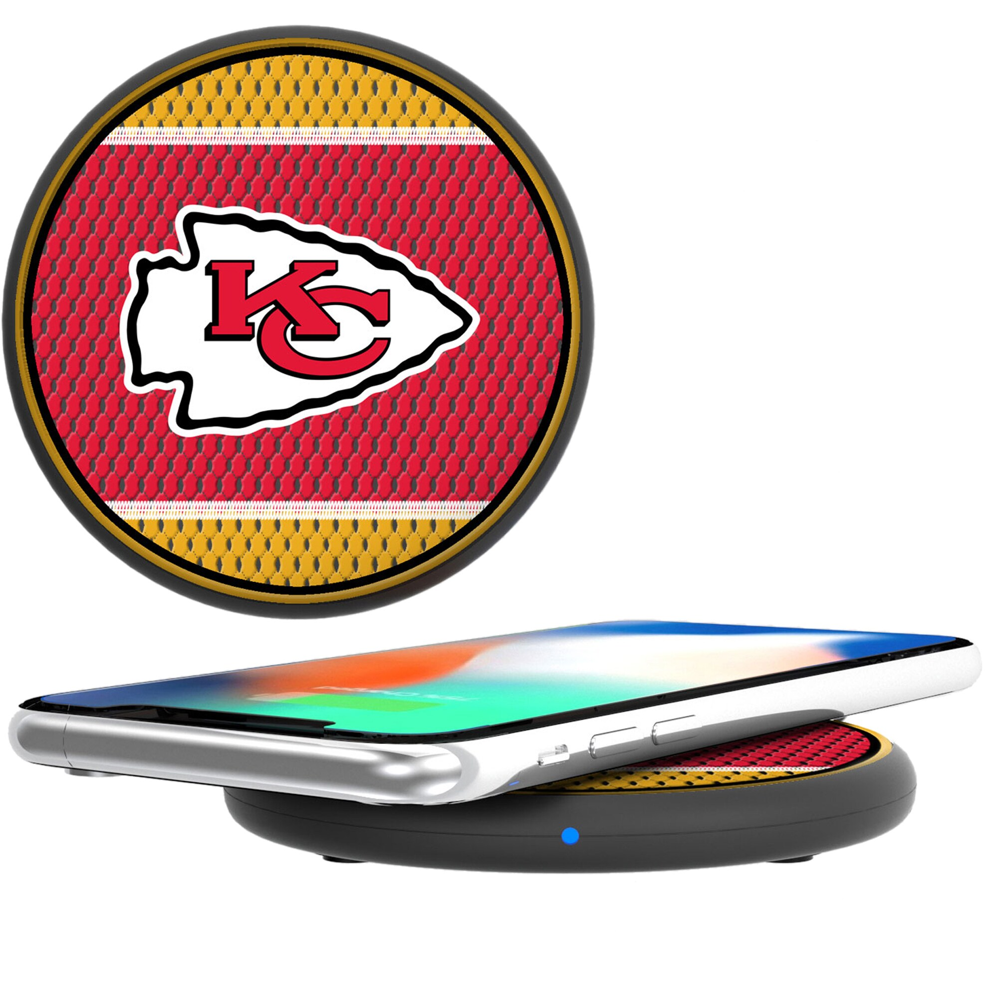 Kansas City Chiefs Wireless Charger
