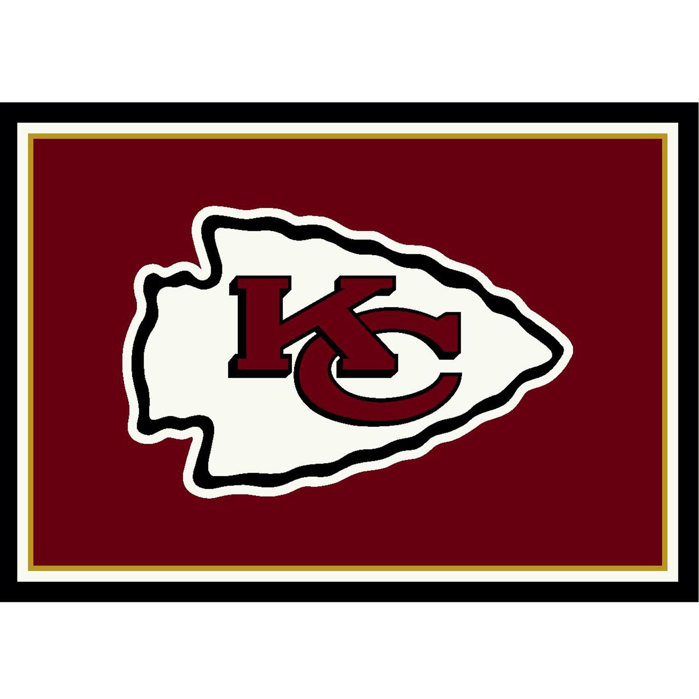 Kansas City Chiefs Imperial 4' x 6' Spirit Rug
