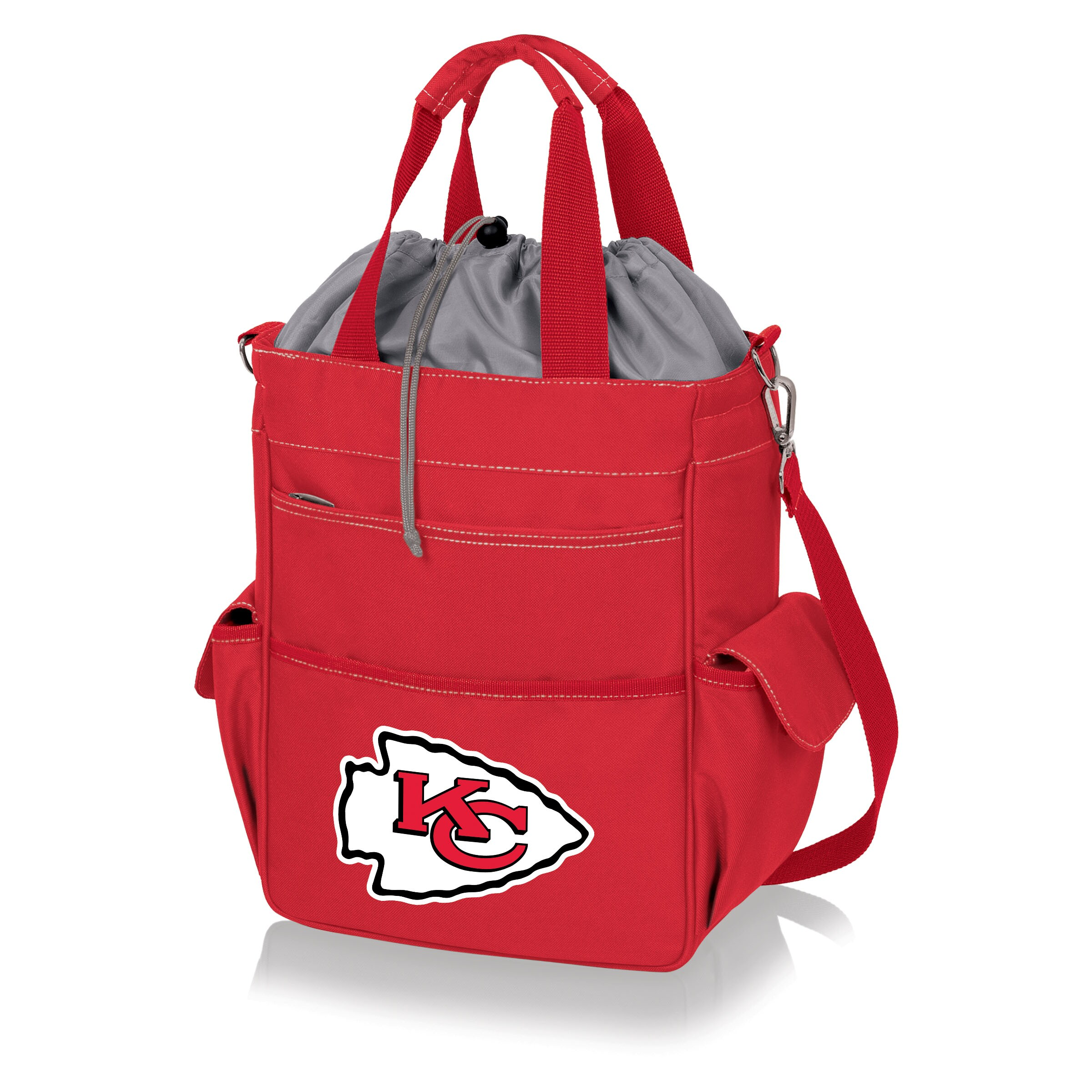 Kansas City Chiefs Activo Cooler Tote - Red