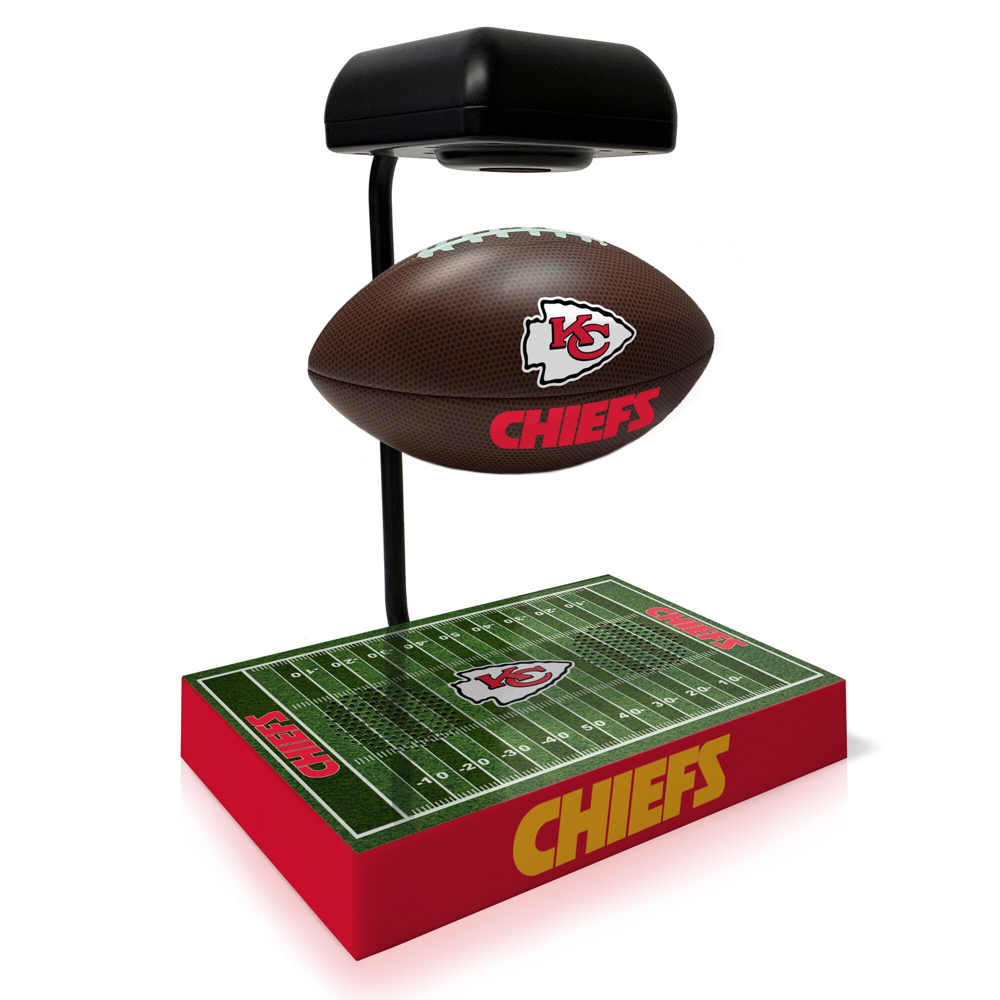 Kansas City Chiefs Hover Football With Bluetooth Speaker
