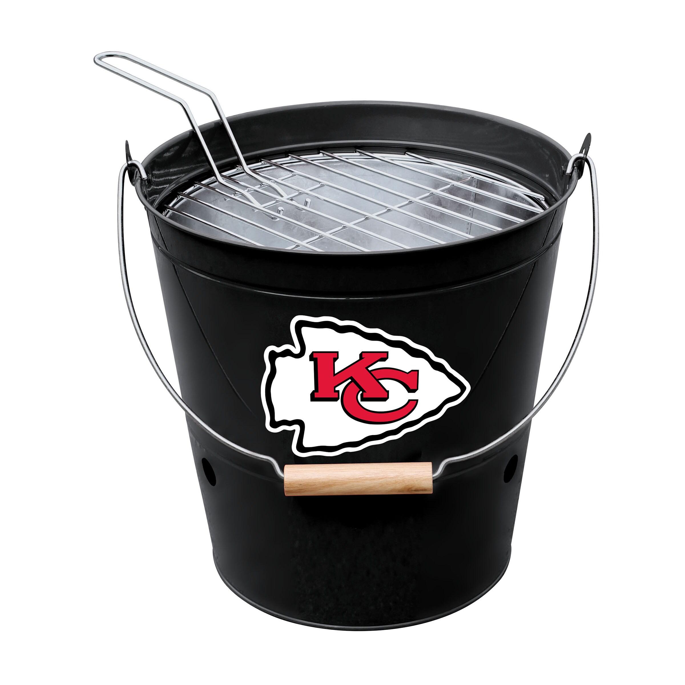 Kansas City Chiefs Imperial Bucket Grill - Black