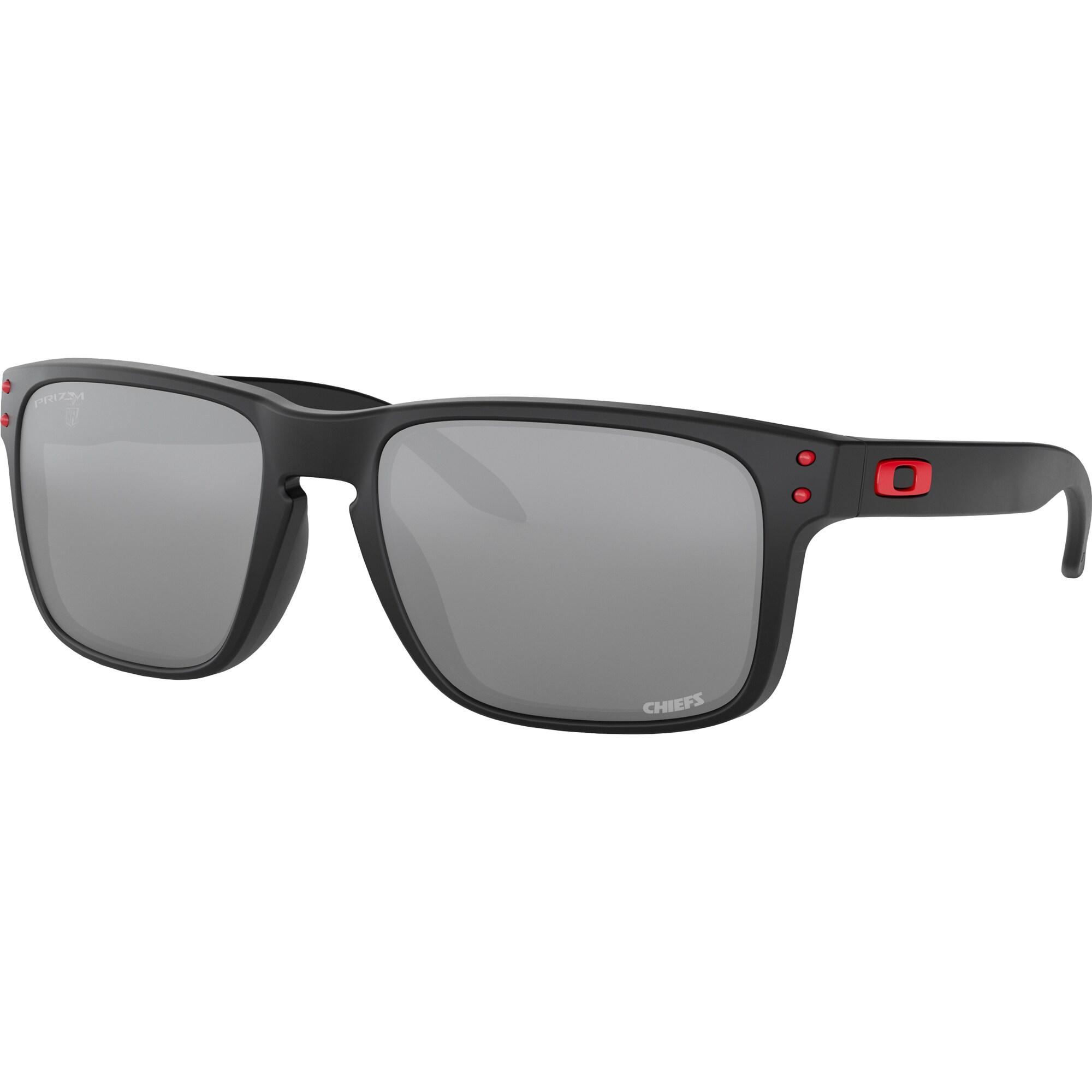 Kansas City Chiefs Oakley Holbrook Sunglasses