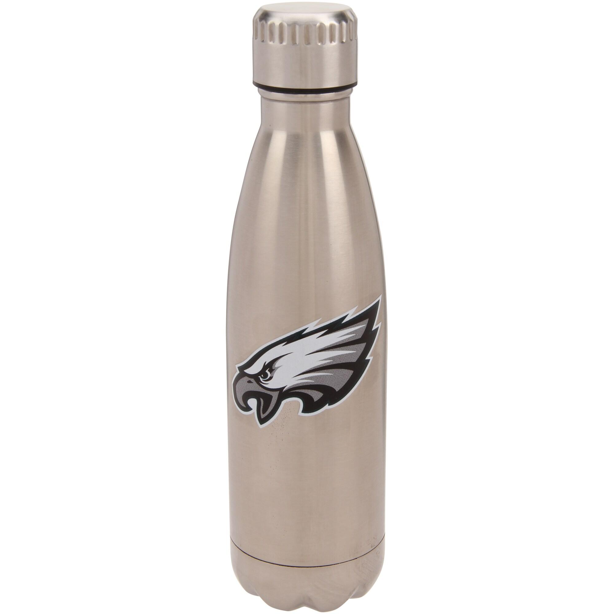 Philadelphia Eagles 16oz. Stainless Steel Water Bottle