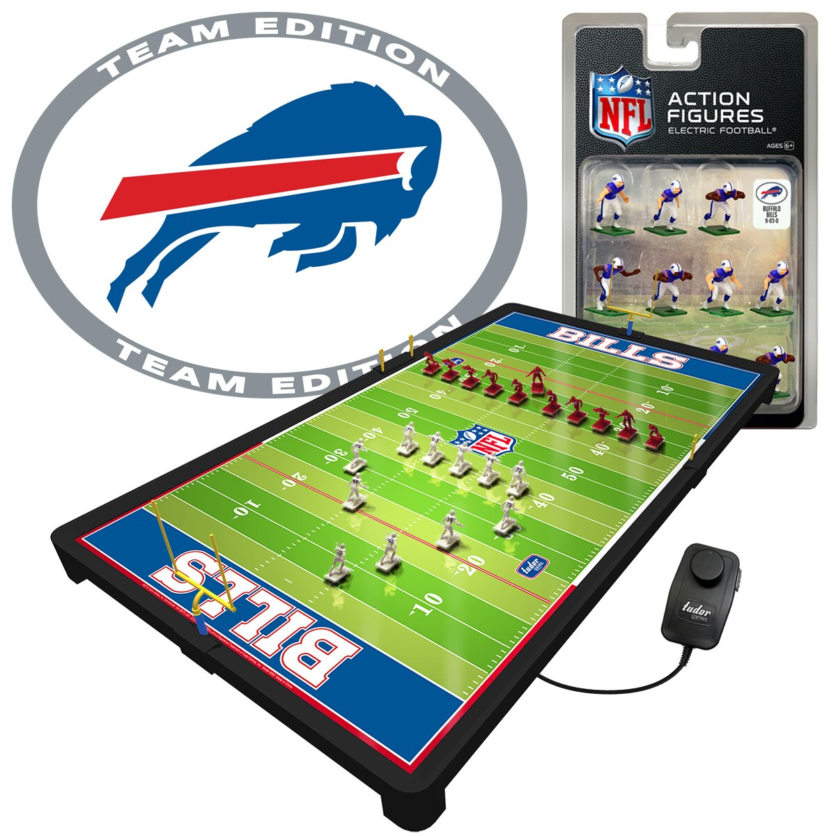 Buffalo Bills Deluxe Electric Football Game