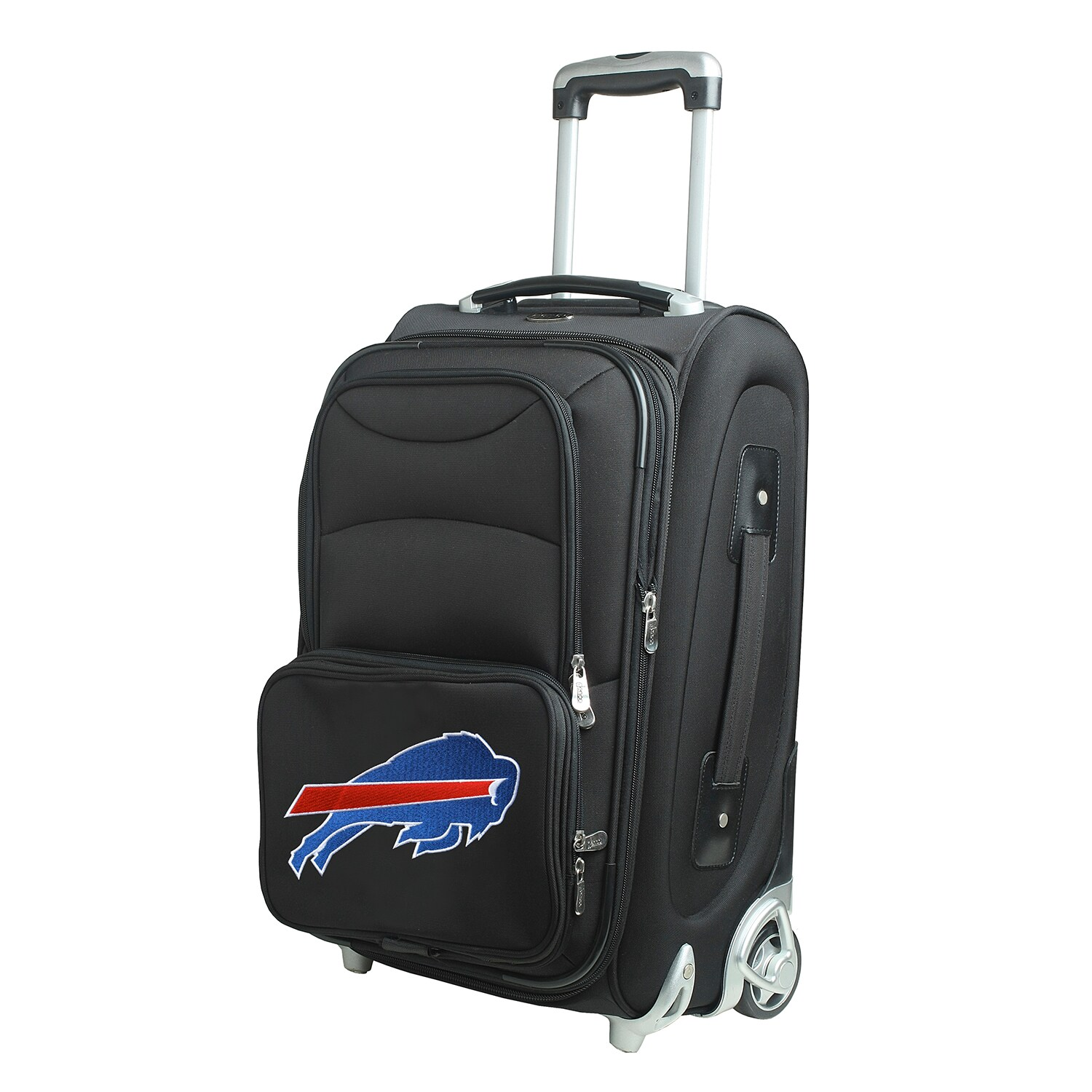 """Buffalo Bills 21"""" Rolling Carry-On Suitcase"""