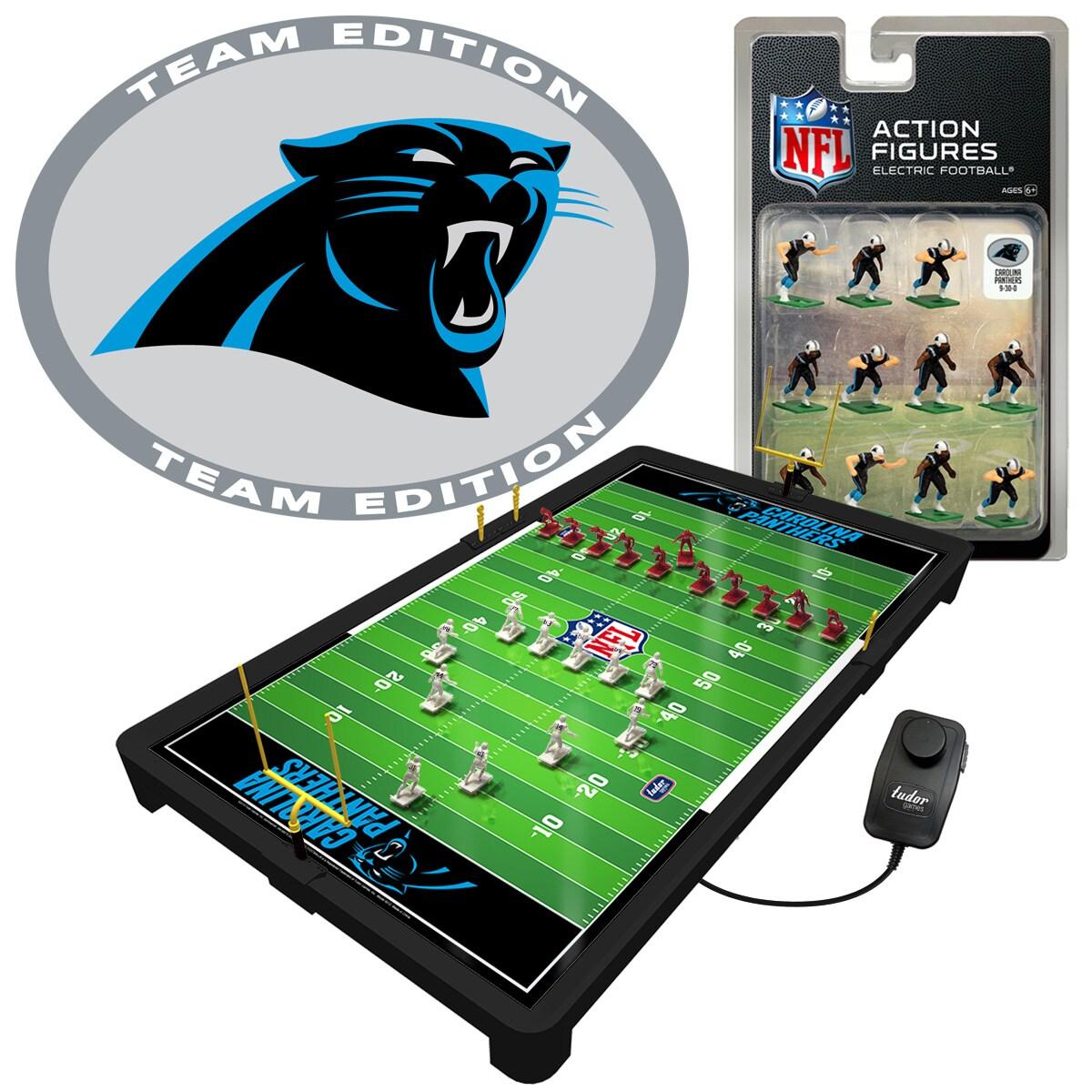 Carolina Panthers Electric Football Game