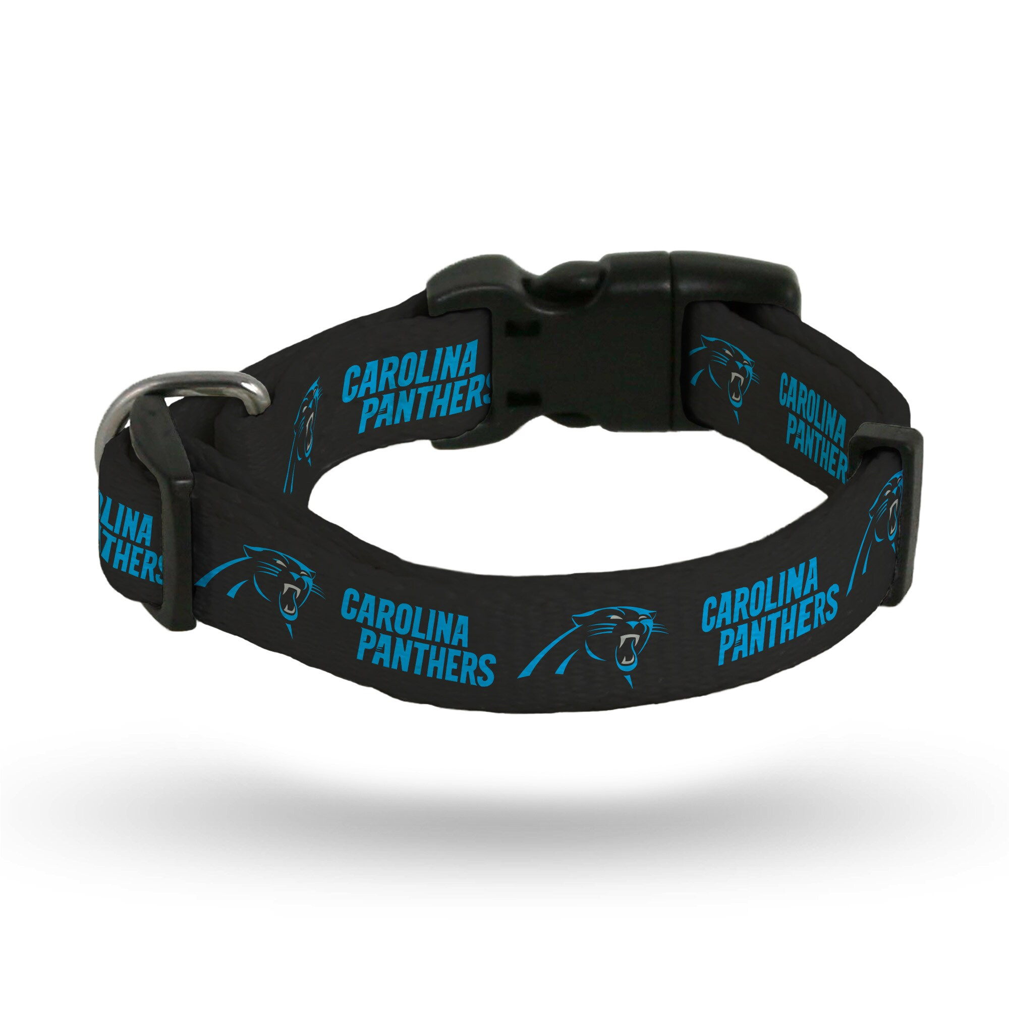 Carolina Panthers Sparo Rugged Pet Collar