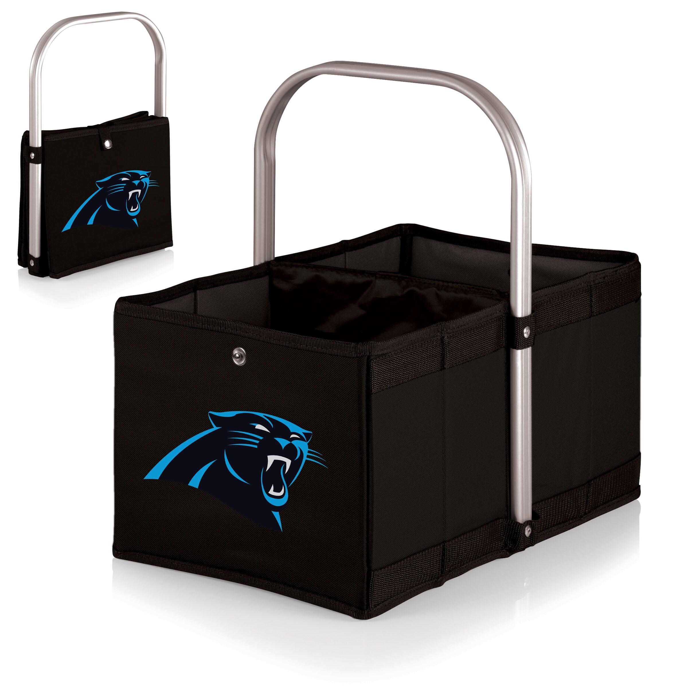 Carolina Panthers Urban Basket - Black