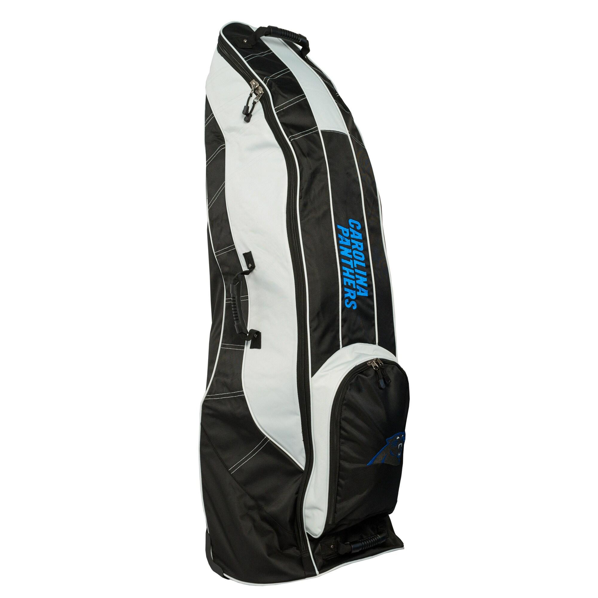 Carolina Panthers Team Golf Travel Bag